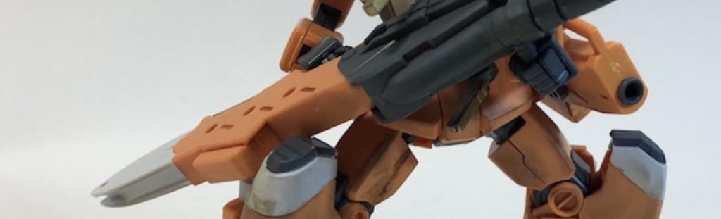 HGBD『ジム3ビームマスター』ガンプラ組立レビュー【ビルドダイバーズ】