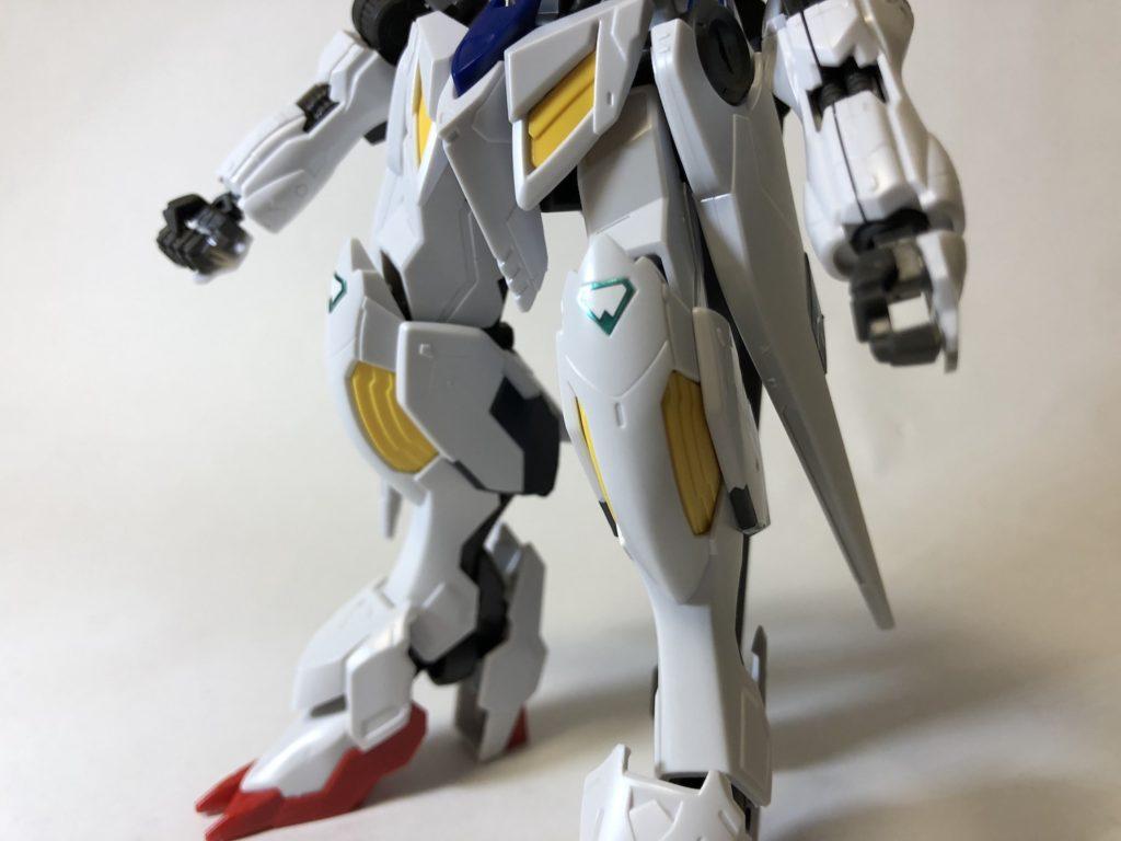 HGガンダムバルバトスルプス ガンプラ製作レビュー【鉄血のオルフェンス】