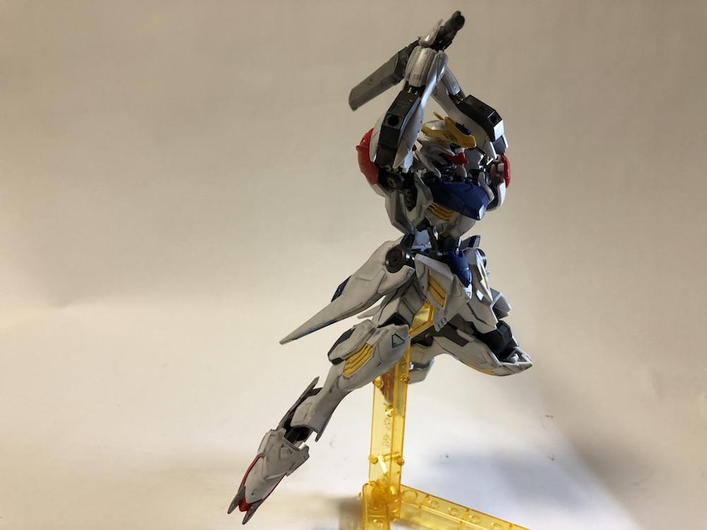 HG『ガンダムバルバトスルプス』ガンプラレビュー【鉄血のオルフェンズ】