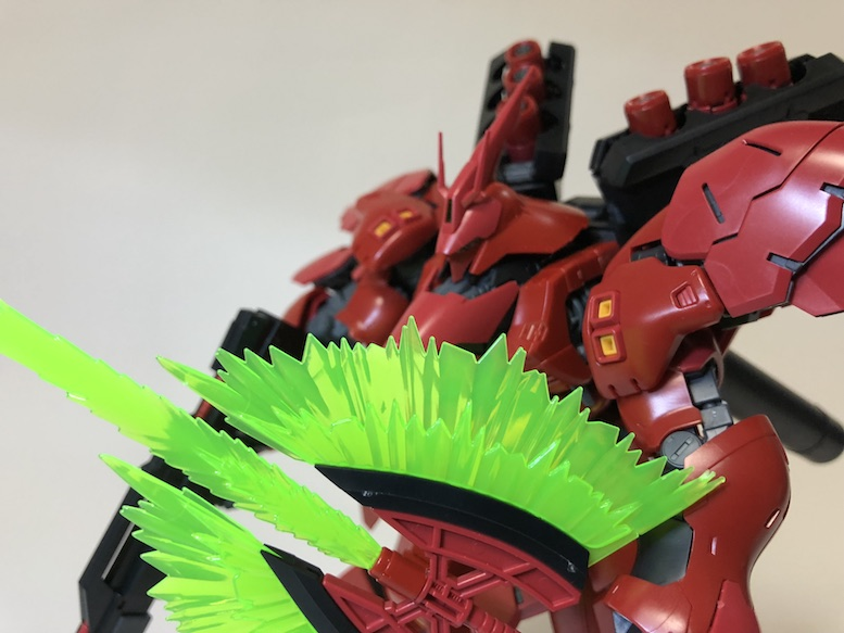 RG『サザビー』ガンプラレビュー!格好良さ『逆襲のシャア』クラス!!
