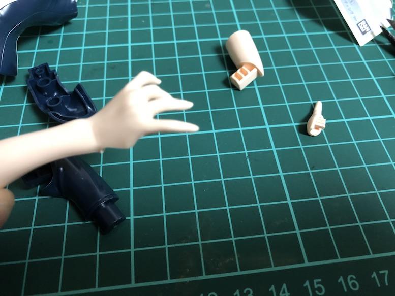 【フィギュアライズバストシリーズ一覧】プラモデル『フミナ』レビュー
