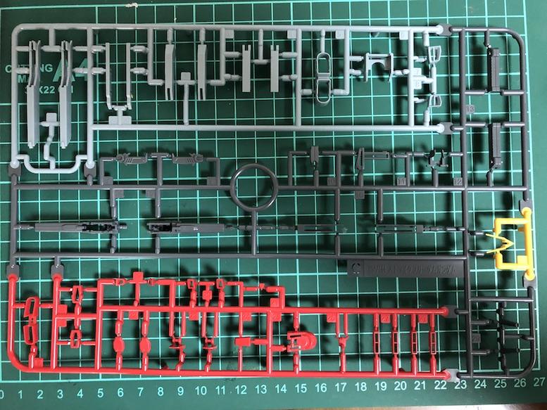 RGストライクフリーダムガンダム レビューゴールド塗装ボディが美しい!
