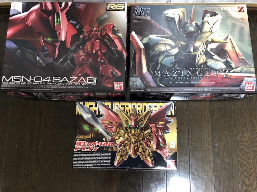 HG神にも悪魔にもなれる『マジンガーZ INFINITY』プラモデル レビュー!