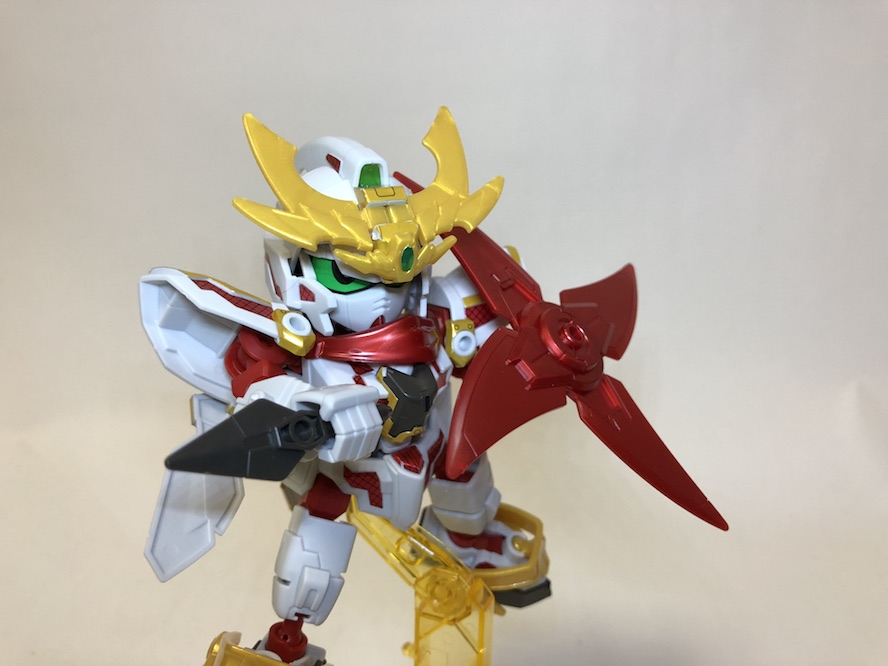 I LOVE あやめさん!SDBD『RX-零丸(ゼロ丸)』ガンプラレビュー!