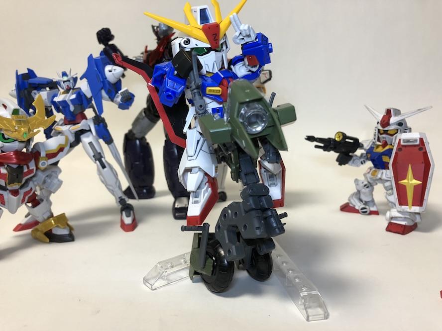 HG『マシンライダー』レビュー!いろんなガンプラを乗せたら超楽しい!!