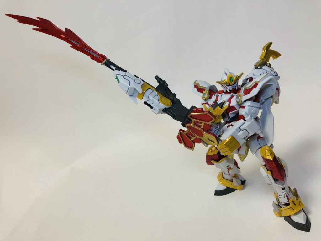 I LOVE あやめ!SDBD『RX-零丸(ゼロ丸)』ガンプラ素組みレビュー!