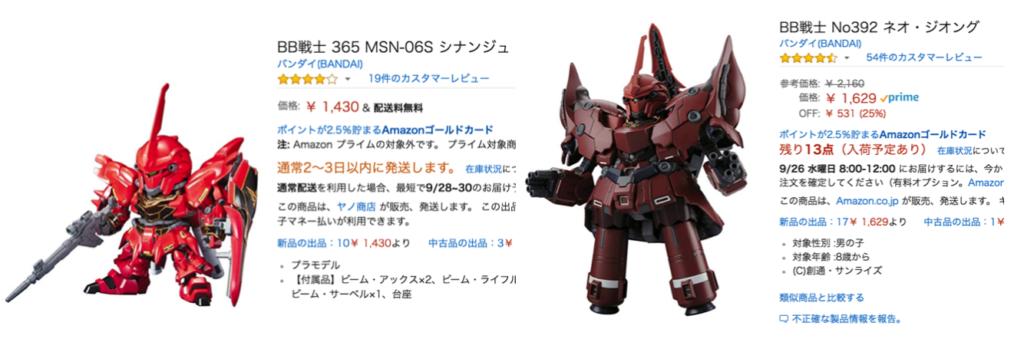 HG『ネオジオング』ガンプラが大きすぎるのでBB戦士のレビューしてみる