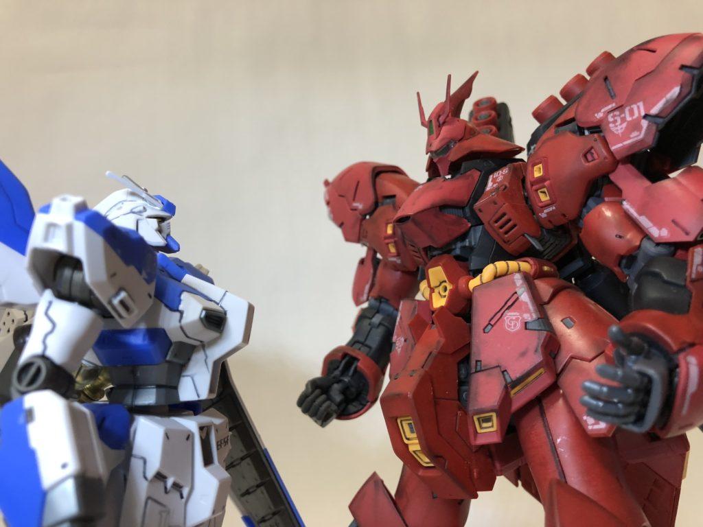 HGUC『ハイニューガンダム(Hi-ν)』ガンプラ素組みレビュー!