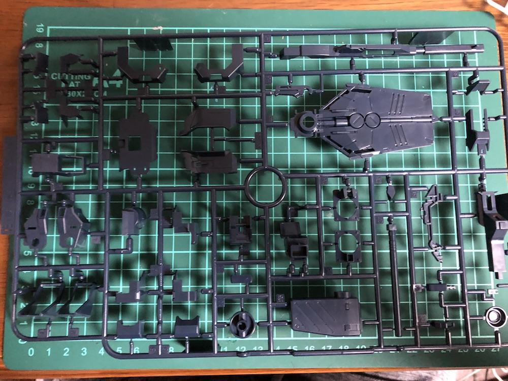 MG『ν ニューガンダム Ver.Ka』ガンプラ組み立てレビュー