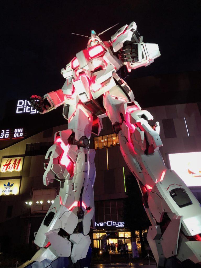 ガンダムベース東京 完全レポート!アクセスから120%楽しむ方法を紹介!
