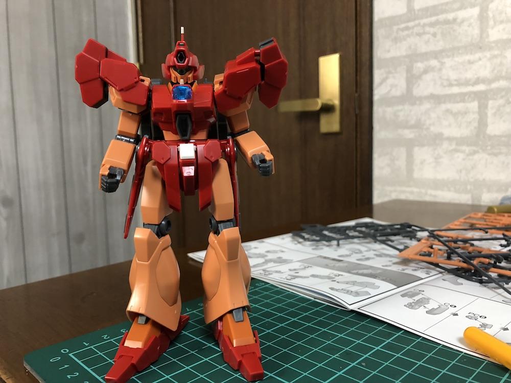 ユッキー最強説!HGBD 『ジェガンブラストマスター』ガンプラレビュー!