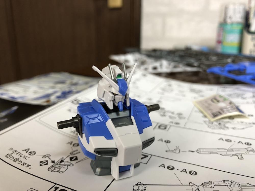 HGUC『ハイニューガンダム(Hi-ν)』ガンプラレビュー!