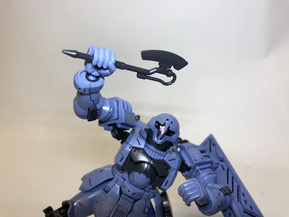 HGUC『ヅダ』ガンプラレビュー・解説!対艦ライフルがかっこよすぎる!