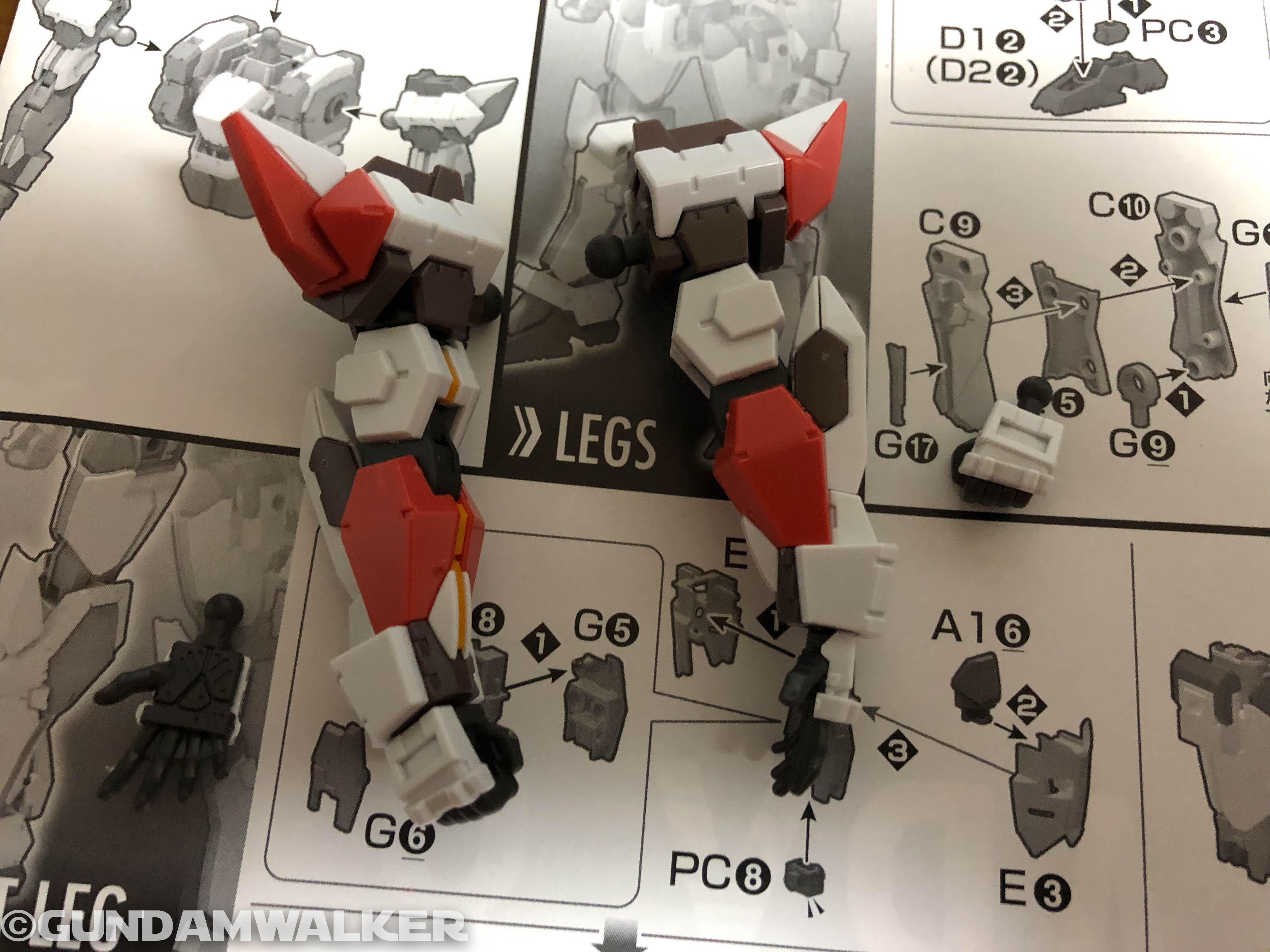 HG1/60『レーバテイン Ver.IV』プラモデル