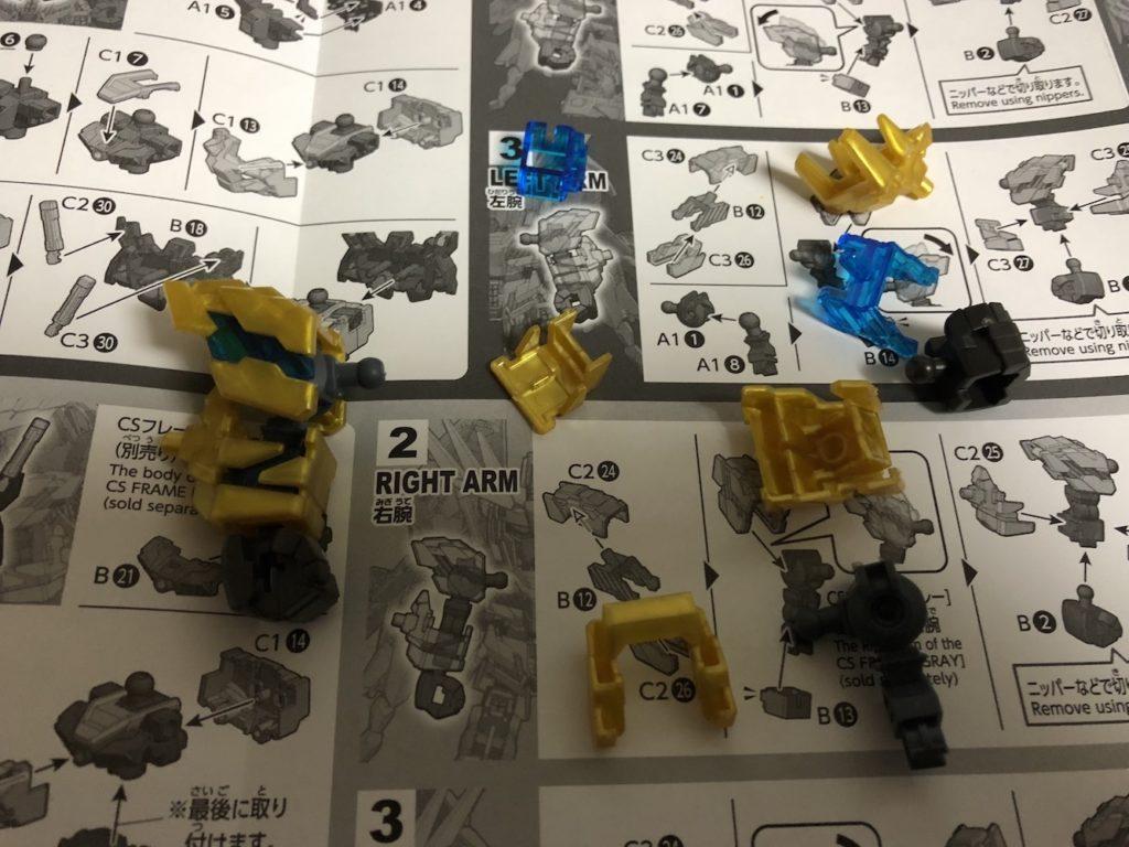 親子でガンプラ『クロスシルエット ユニコーンガンダム3号機フェネクス』レビュー!