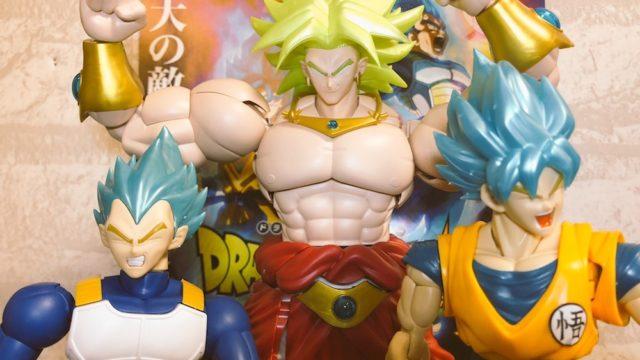 日本一雑な『映画 ドラゴンボール超 ブロリー』ネタバレ感想