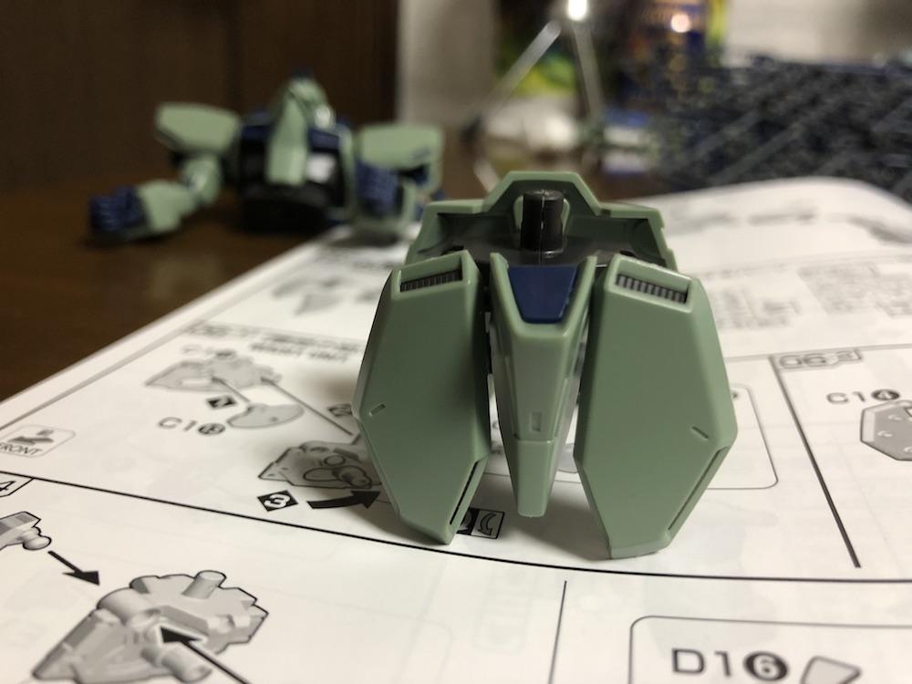 『RE/100 ガンイージ』ガンプラレビュー!ビクトリーガンダムと一緒に並べて飾りたい!