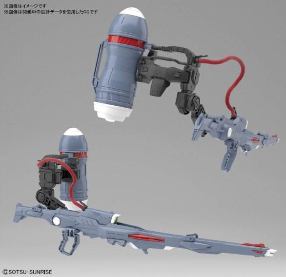【MGで初立体化】ガナーザクウォーリア(ルナマリア機)ガンプラレビュー