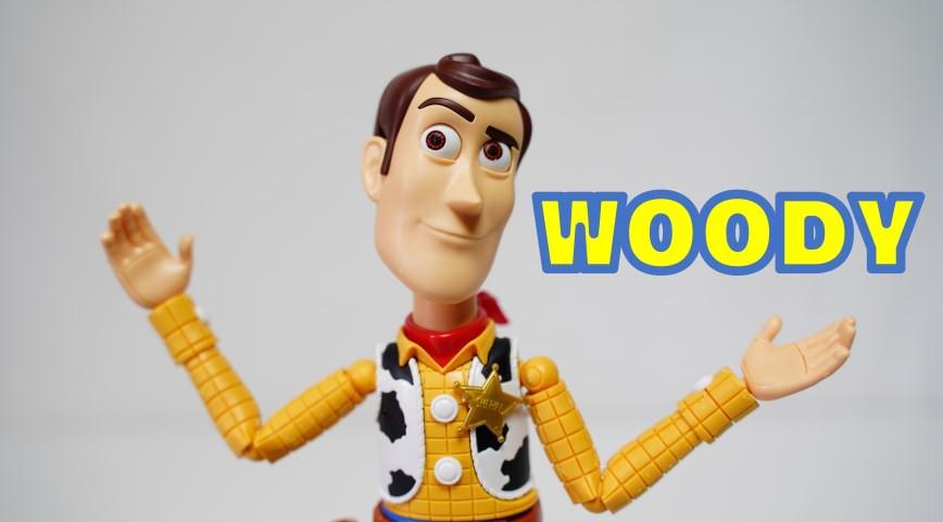 【バンダイから発売】『ウッディ』のプラモデルを組み立ててみた