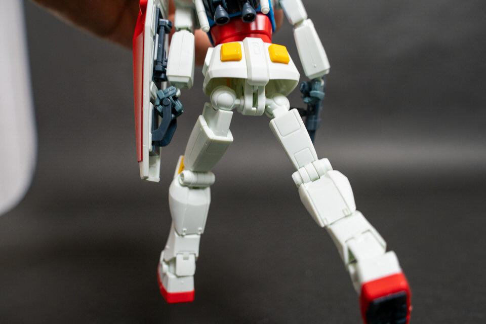【ガンプラレビュー】HGガンダムG40(Industrial Design Ver.)