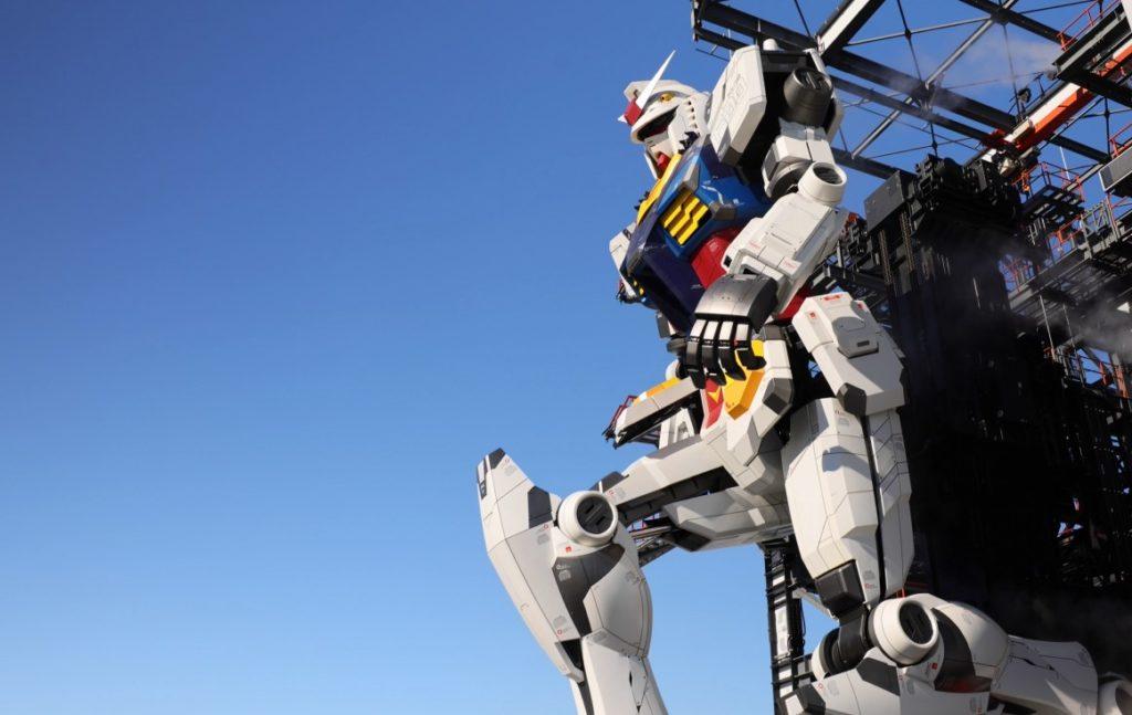 【GUNDAM FACTORY 横浜】動くガンダムの謎に迫る!